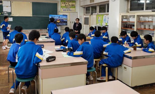 佐々木裕一先生の授業